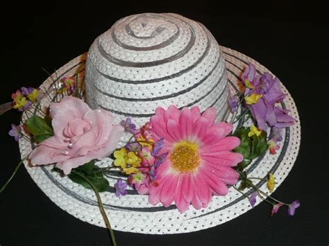 Tea Hats To Decorate by Decorate A Hat Tea Ideas