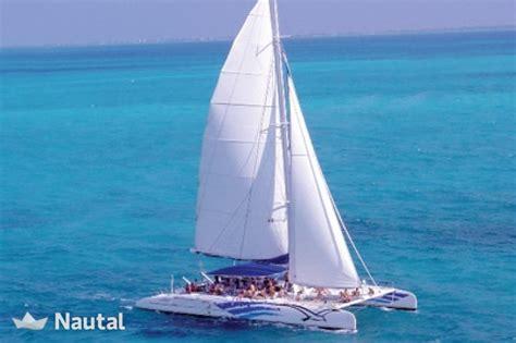 alquiler catamaran cancun alquilar catamar 225 n albatro international 4 en aquatours