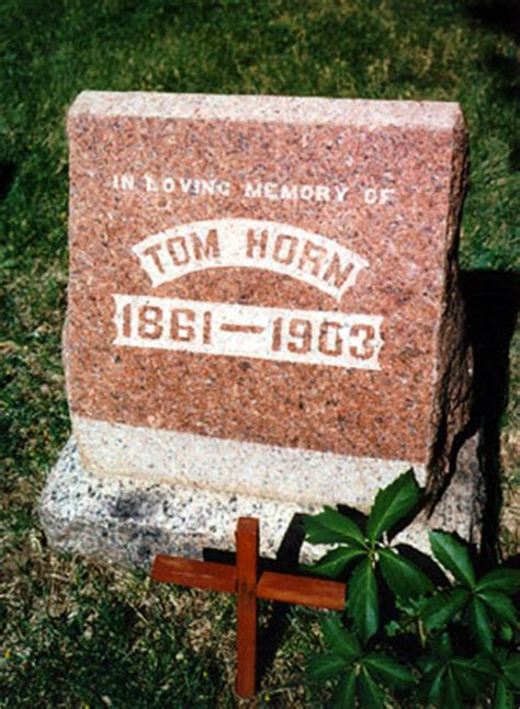 thomas tom horn jr thomas quot tom quot horn jr 1861 1903 find a grave memorial