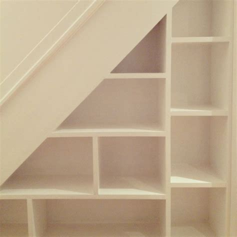 best 25 shelves under stairs ideas on pinterest diy understairs storage under stair storage