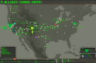 fallout universe us map world of fallout 2088 2099 by deusix on deviantart