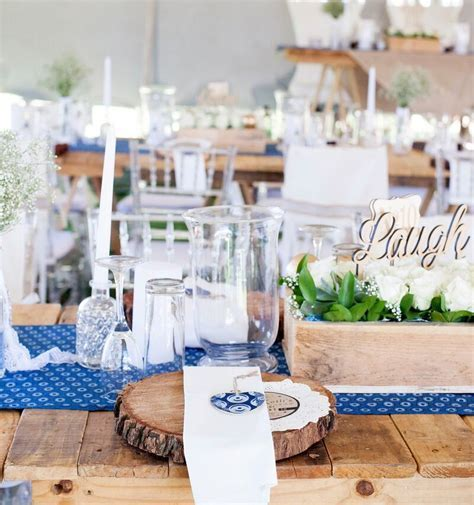 A Rustic Chic Rustenburg Wedding   South African Wedding