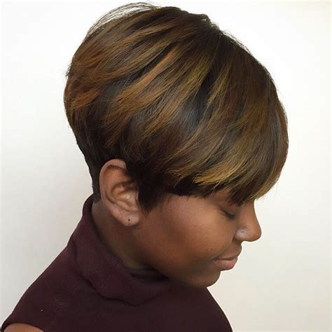 short haircuts by black atl hair stylist instagram post by atlanta based stylist