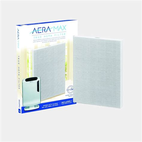 true hepa filter aeramax  air purifiers fusion