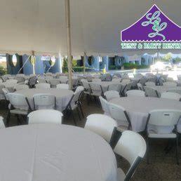 tables and chairs for rent el paso tx fotos de l l tent rentals yelp