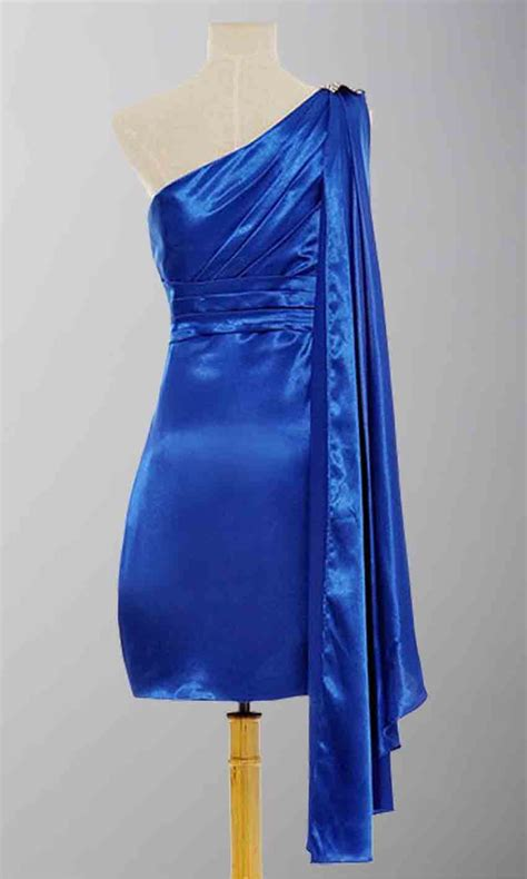 Herriot Country Kitchen Collection by Cobalt One Shoulder Sheath New Year Dress Ksp034 28