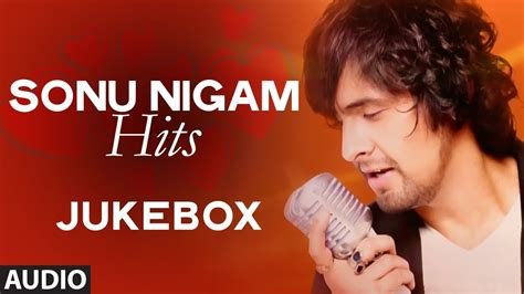 sonu nigam romantic songs collection jukebox deewana