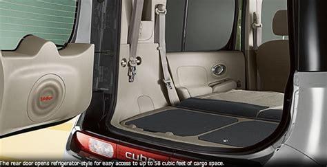 nissan cube interior backseat 3sun 블로그 닛산 큐브 cube 4m 소형 mpv 자동차 이효리 애마 ㅋㅋ