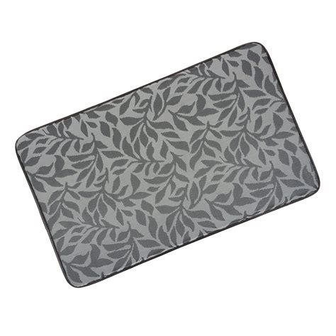 Padded Floor Mat by Kitchen Floor Mat High Quality Anti Fatigue Padded Floor Mat 76x46cm 5 Colours Ebay