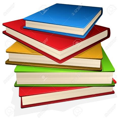 clipart libri best stack of books clipart 13618 clipartion