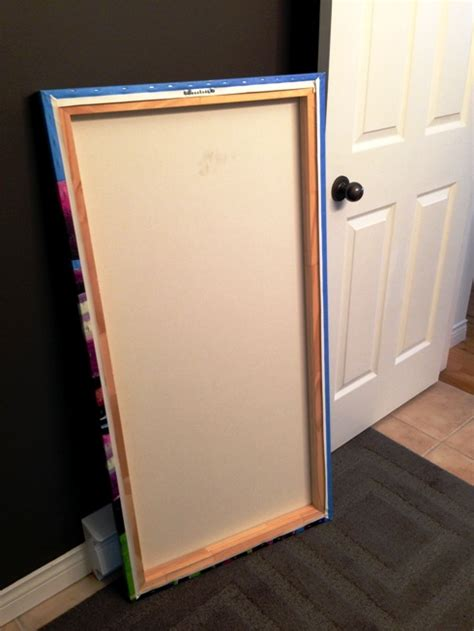 how to hang canvas art 187 keli ann will your canvas prints hold up in my steamy