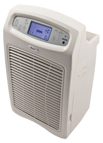 whirlpool 174 apr25530l whispure 190 cadr electronic air purifier with true hepa filter