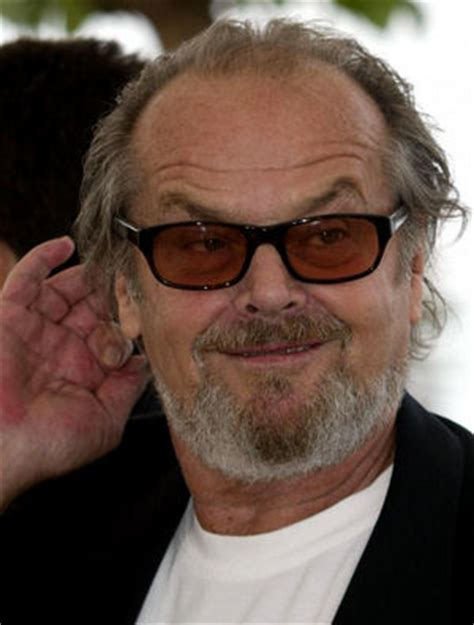 crazy hairstyles for balding men actor jack nicholson speaks out against abortion