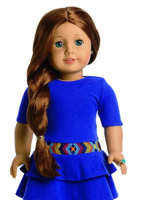 Bedroom Talk Lyrics the american girl doll of the year 2013 meet saige from