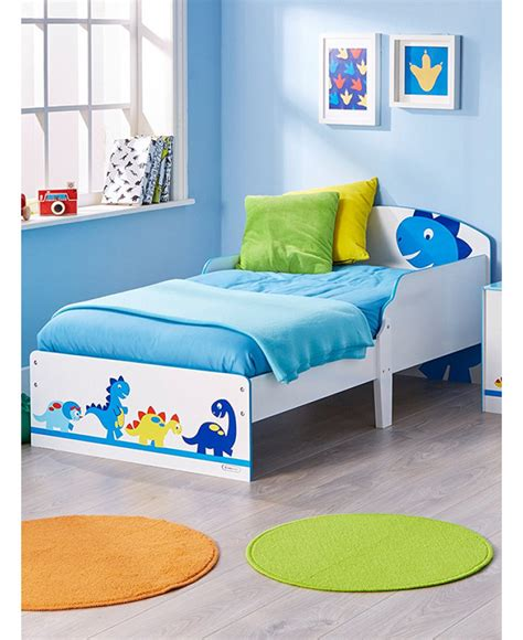 Dinosaur Toddler Bed Frame Dinosaurs Toddler Bed Bedroom