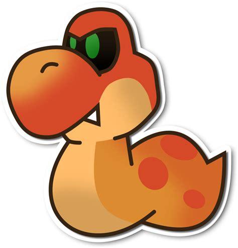 Paper Mario Sticker Enemy Stickers paper mario sticker enemy by fawfulthegreat64