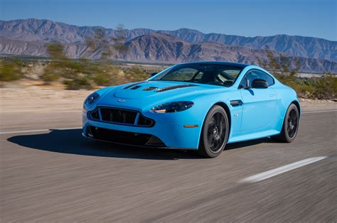 first aston martin 2015 aston martin v12 vantage s first drive motor trend