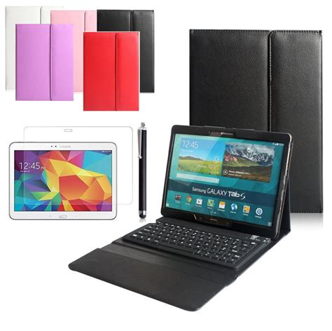 Samsung Tab 5 Terbaru for samsung galaxy tab s 10 5 inch tablet t800 t805 slim pu leather protective cover