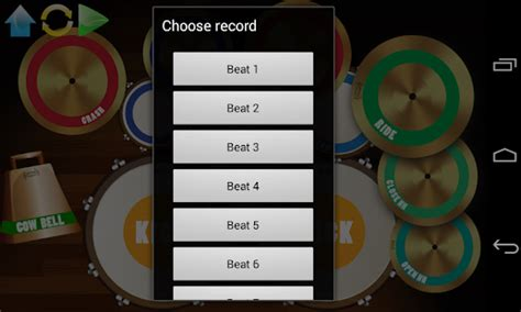 tutorial real drum android real drum set apk 9 38 by dan hilment free casual games