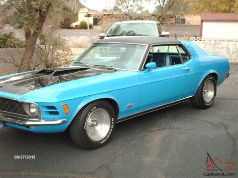 1970 mustang grande 1970 mustang grande with factory 351c