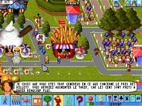 download theme park game for pc free test theme park pc youtube