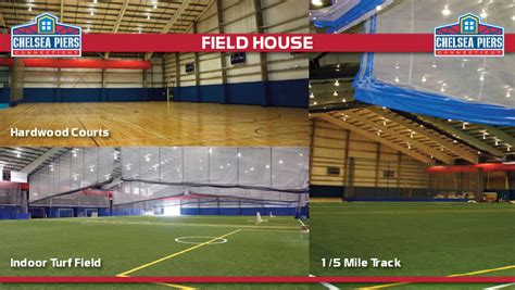 chelsea piers field house the cus i95 exit 9 stamford