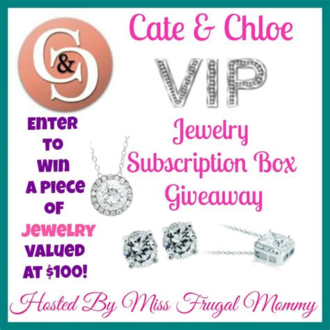 Subscription Box Giveaway - cate chloe vip jewelry subscription box giveaway the stuff of success