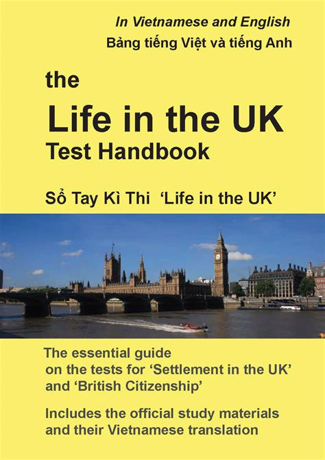 life in the uk the life in the uk test handbook in vietnamese and english garuda publications