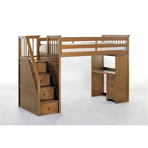 loft bed with stairs plans schoolhouse stair loft product details