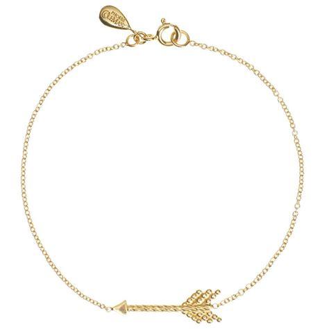 warrior arrow bracelet gold phoebe coleman