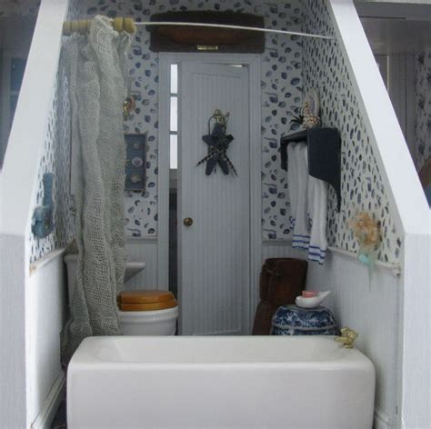 miniature dollhouse bathrooms 238 best miniature bathrooms images on pinterest doll