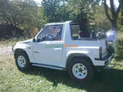 vitara jeep rent a jeep fethiye holiday pioneer travel
