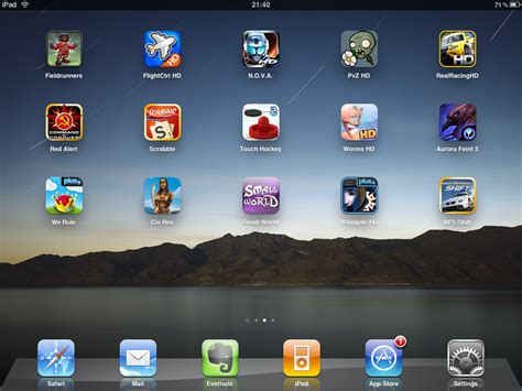 gaming on the ipad pcworld
