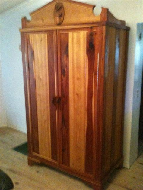 Cedar Armoire by Handmade Cedar Armoire By Robert Ritteman Custom