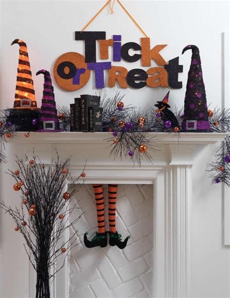 raz home decor the best halloween mantle decor ideas our thrifty ideas