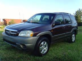 mazda tribute 2 0 2002 technical specifications of cars