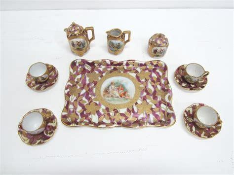 carlsbad austria ceramics carlsbad austria antique porcelain set catawiki