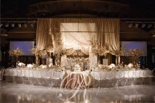 wedding decor draping ideas tables wedding decor toronto a clingen