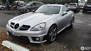 Mercedes Slk Amg Mercedes Slk 55 Amg R171 2007 31 August 2016