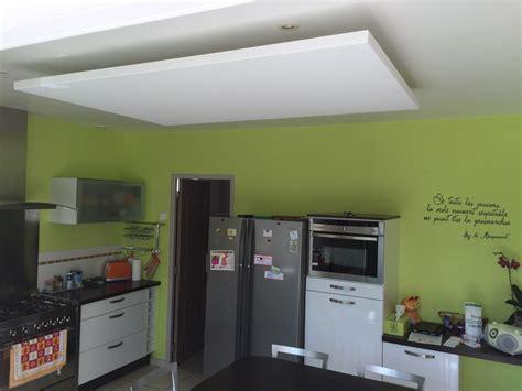plafond suspendu cuisine emejing photo plafond suspendu cuisine contemporary