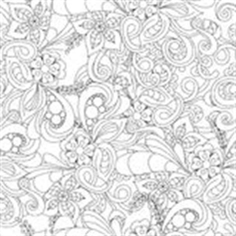 background zentangle henna tattoo flower frame doodle vector design stock