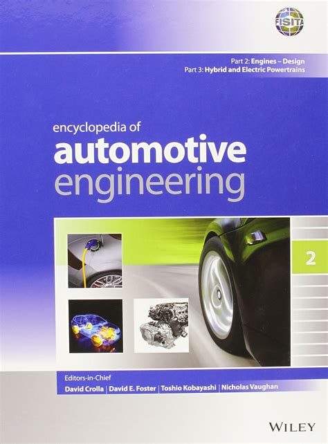 automotive systems engineering ii books encyclopedia of automotive engineering book pdf by david