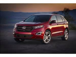 Edge Ford Ford Edge Prices Reviews And Pictures U S News World