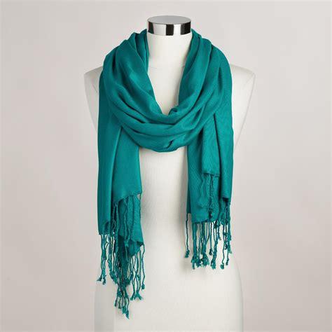 Pashmina Standar 4 emerald pashmina style shawl world market