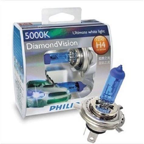 Lu Philips Untuk Mobil Jual Philips Vision 5000k H4 12342dv Murah