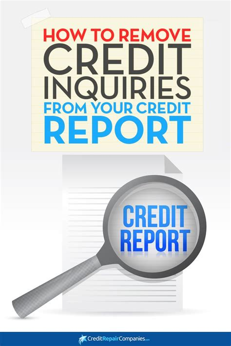 how to remove inquiries from credit report sle letter 1000 ideas about credit repair services on