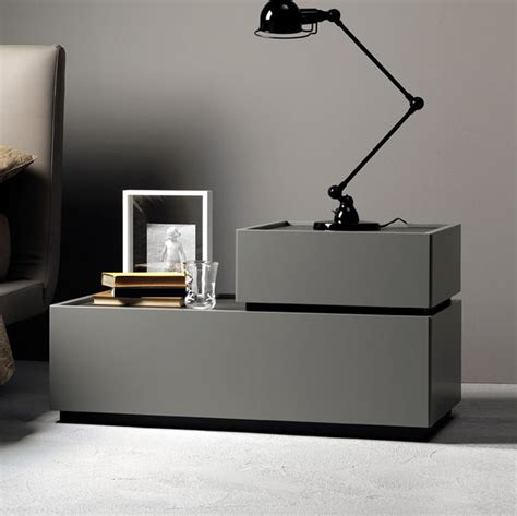 modern side tables for bedroom 22 sleek modern nightstands for the bedroom nightstands
