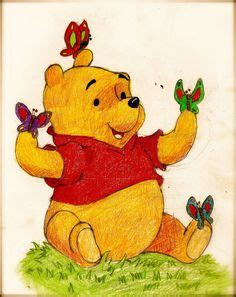 Mini Drawing Pooh 15161 tv shows i grew up on blue houses bears and sesame streets