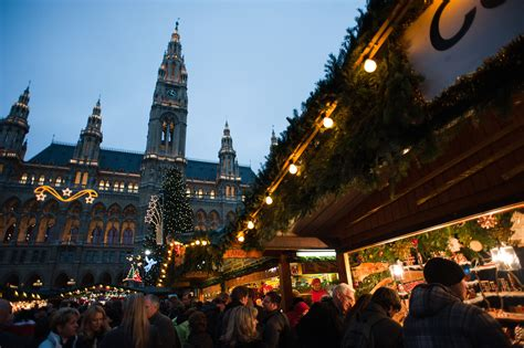 europe at christmas