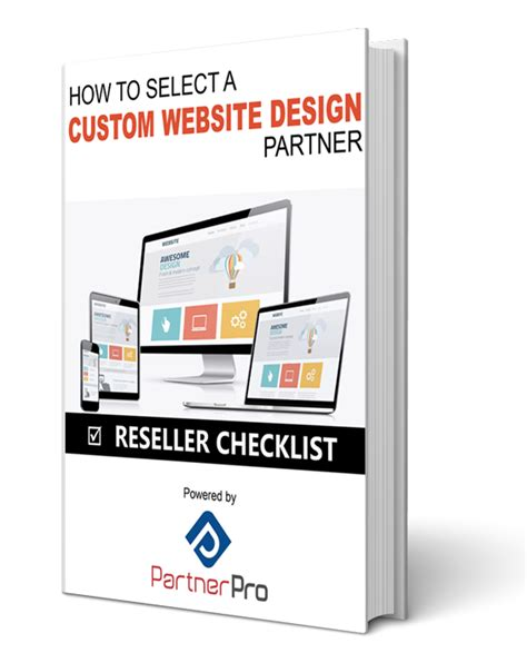 web pro reseller program choose what to sell godaddy how to select a website design partner partner pro